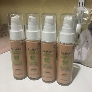 Almay clear complexion 4 in 1 makeup lot